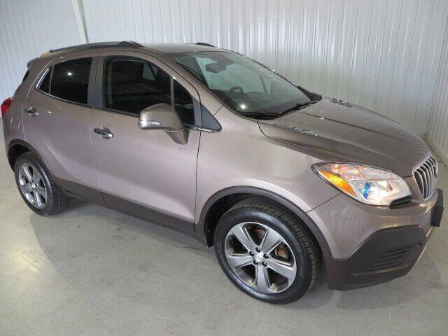 2014 Buick Encore for sale at PORTAGE MOTORS in Portage WI