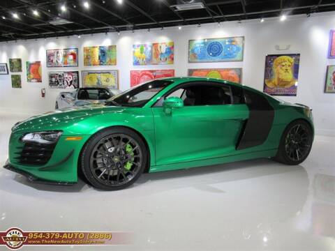 2011 Audi R8 for sale at The New Auto Toy Store in Fort Lauderdale FL