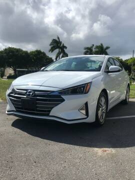 2019 Hyundai Elantra for sale at GERMANY TECH in Boca Raton FL