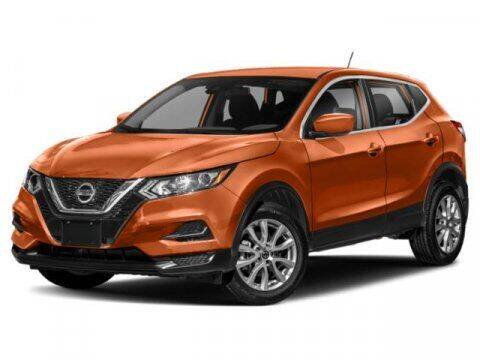 2021 Nissan Rogue Sport for sale at Scott Evans Nissan in Carrollton GA