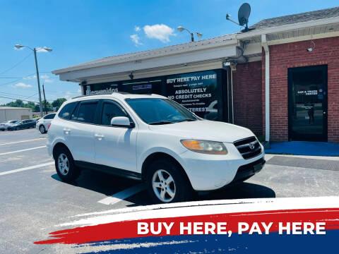 2007 Hyundai Santa Fe for sale at Guidance Auto Sales LLC in Columbia TN
