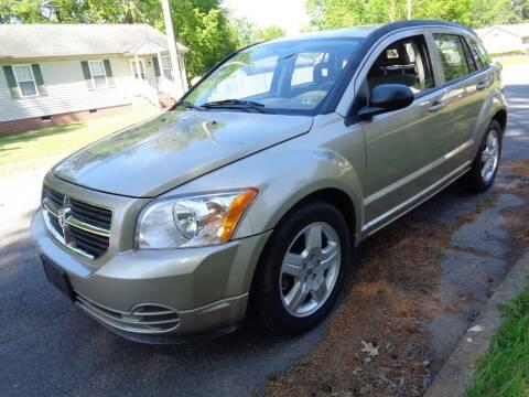 2009 Dodge Caliber for sale at Liberty Motors in Chesapeake VA