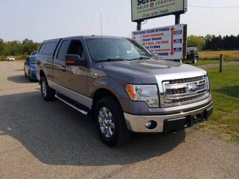 2013 Ford F-150 for sale at Sensible Sales & Leasing in Fredonia NY