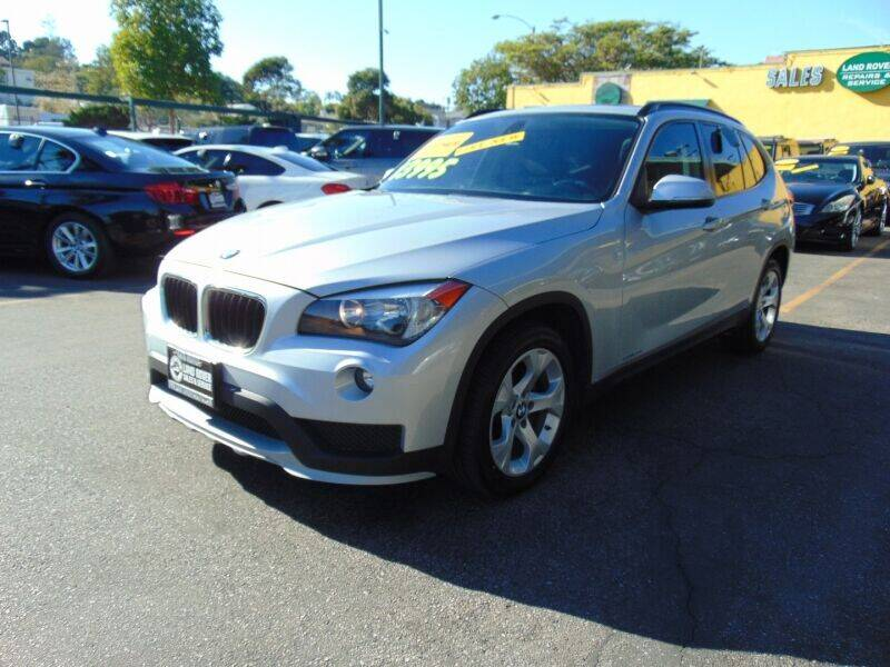 2015 BMW X1 for sale at Santa Monica Suvs in Santa Monica CA