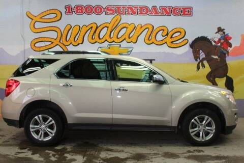2010 Chevrolet Equinox for sale at Sundance Chevrolet in Grand Ledge MI