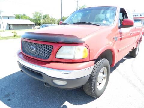 2000 Ford F-150 for sale at Auto House Of Fort Wayne in Fort Wayne IN