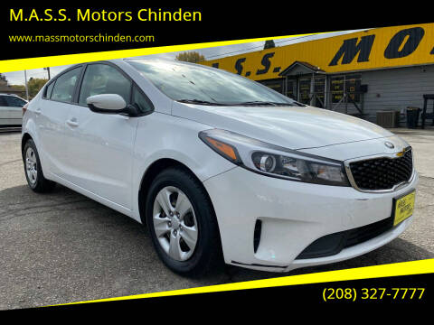 2018 Kia Forte for sale at M.A.S.S. Motors Chinden in Garden City ID