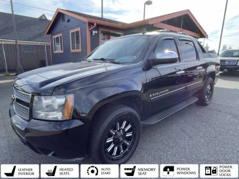 2008 Chevrolet Avalanche for sale at Sabeti Motors in Tacoma WA