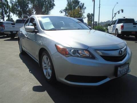 2013 Acura ILX for sale at Centre City Motors in Escondido CA