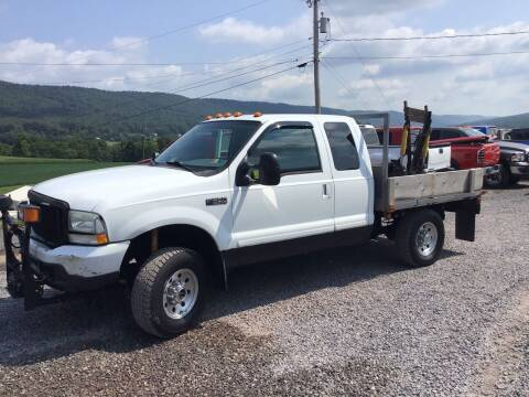 2003 Ford F-250 Super Duty for sale at Troys Auto Sales in Dornsife PA