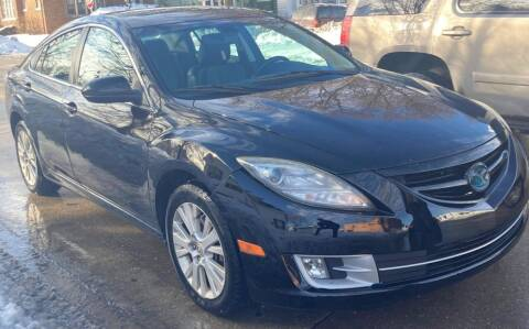2010 Mazda MAZDA6 for sale at Square Business Automotive in Milwaukee WI