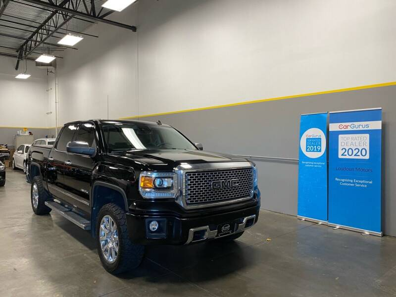 2014 GMC Sierra 1500 for sale at Loudoun Motors in Sterling VA