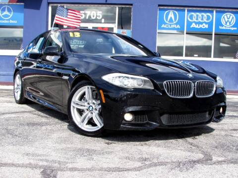 2013 BMW 5 Series for sale at Orlando Auto Connect in Orlando FL