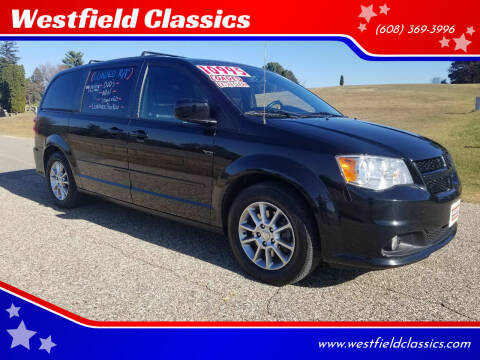 2013 Dodge Grand Caravan for sale at Westfield Classics in Westfield WI