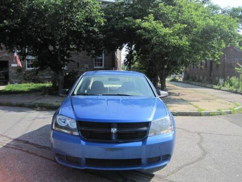 2008 Dodge Avenger for sale at EBN Auto Sales in Lowell MA