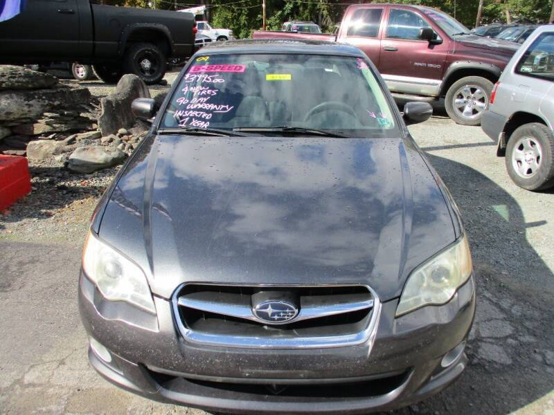 2009 Subaru Legacy for sale at FERNWOOD AUTO SALES in Nicholson PA