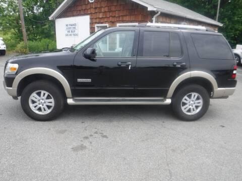 2006 Ford Explorer for sale at Trade Zone Auto Sales in Hampton NJ