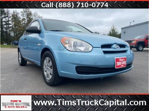 2009 Hyundai Accent for sale at TTC AUTO OUTLET/TIM'S TRUCK CAPITAL & AUTO SALES INC ANNEX in Epsom NH