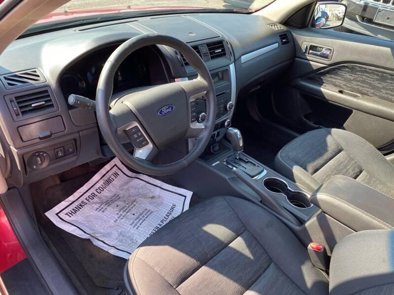 2010 Ford Fusion SE 4dr Sedan - Warwick RI