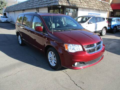 2019 Dodge Grand Caravan for sale at Autobahn Motors Corp in Bountiful UT