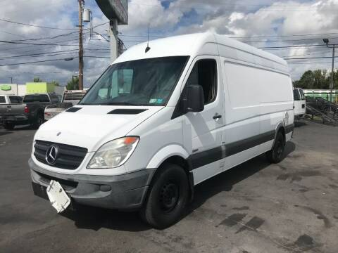 2011 Mercedes-Benz Sprinter Cargo for sale at KAP Auto Sales in Morrisville PA