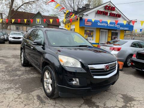 2009 Saturn Outlook for sale at C & M Auto Sales in Detroit MI