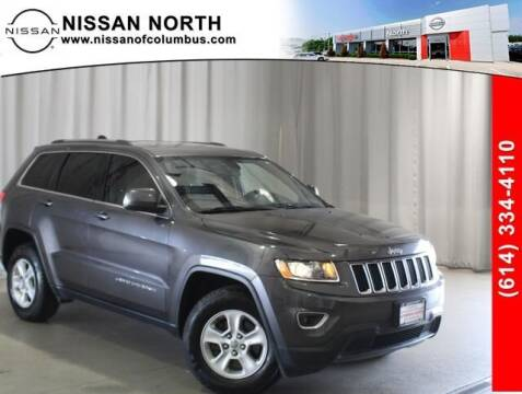 2015 Jeep Grand Cherokee for sale at Auto Center of Columbus in Columbus OH