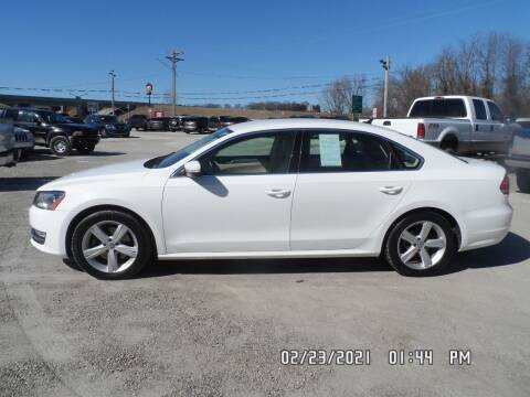 2015 Volkswagen Passat for sale at Town and Country Motors in Warsaw MO