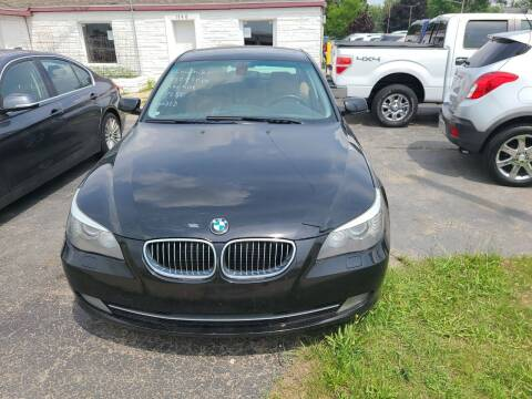 2008 BMW 5 Series for sale at All State Auto Sales, INC in Kentwood MI