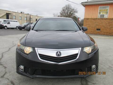2012 Acura TSX for sale at Atlantic Motors in Chamblee GA
