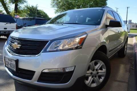 2013 Chevrolet Traverse for sale at E-Auto Groups in Dallas TX