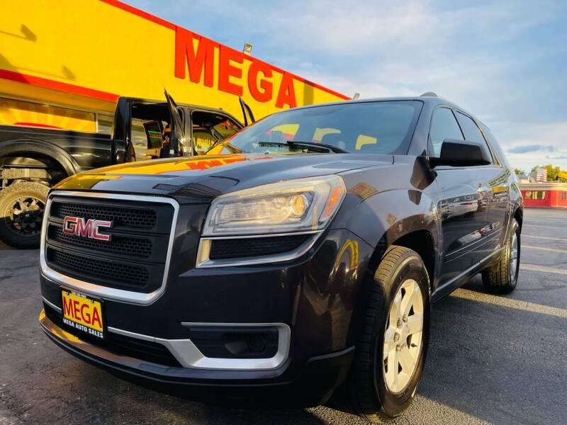 2013 GMC Acadia for sale at Mega Auto Sales in Wenatchee WA