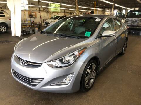 2015 Hyundai Elantra for sale at Doug Dawson Motor Sales in Mount Sterling KY
