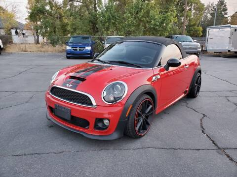 2013 MINI Roadster for sale at UTAH AUTO EXCHANGE INC in Midvale UT