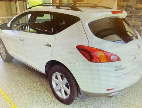 2009 Nissan Murano for sale at HARTFORD MOTOR CAR in Hartford CT