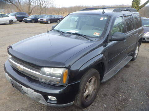 2006 Chevrolet TrailBlazer EXT for sale at GLOBAL MOTOR GROUP in Newark NJ