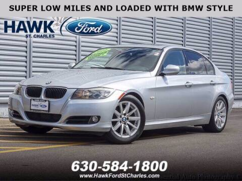 2011 BMW 3 Series for sale at Hawk Ford of St. Charles in St Charles IL