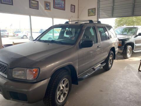2001 Nissan Pathfinder for sale at PYRAMID MOTORS - Pueblo Lot in Pueblo CO