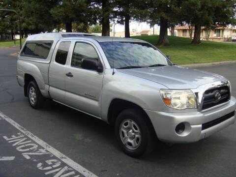 2008 Toyota Tacoma for sale at UTU Auto Sales in Sacramento CA