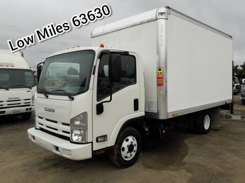 2014 Isuzu NPR for sale at DOABA Motors in San Jose CA