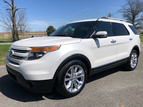 2012 Ford Explorer for sale at COUNTRYSIDE AUTO SALES 2 in Russellville KY