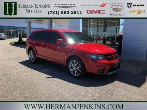 2016 Dodge Journey for sale at Herman Jenkins Used Cars in Union City TN
