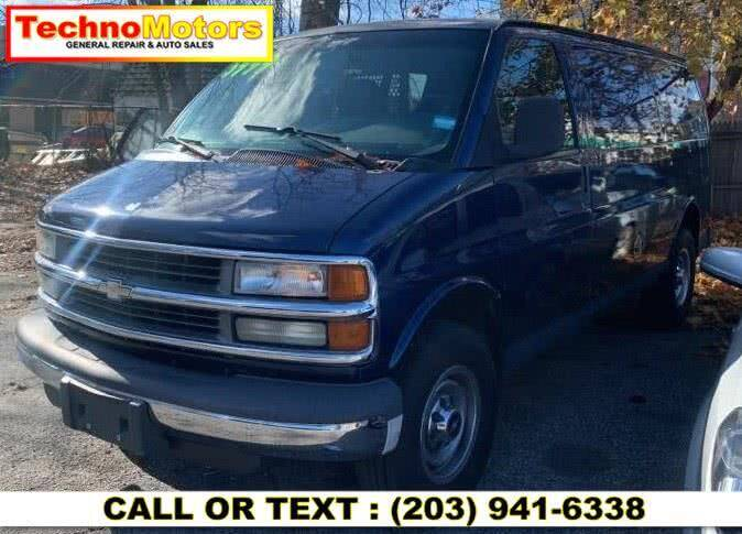 2002 Chevrolet Express Cargo for sale at Techno Motors in Danbury CT