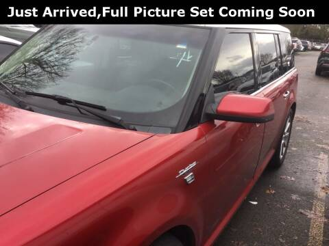 2010 Ford Flex for sale at Royal Moore Custom Finance in Hillsboro OR