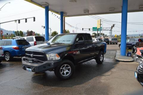 2015 RAM Ram Pickup 1500 for sale at Earnest Auto Sales in Roseburg OR