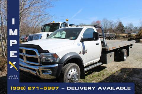 2016 RAM Ram Chassis 5500 for sale at Impex Auto Sales in Greensboro NC