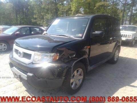 2010 Honda Element for sale at East Coast Auto Source Inc. in Bedford VA