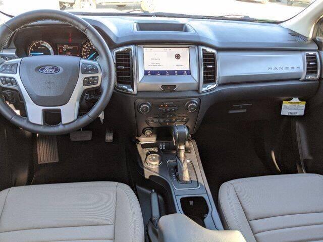 2020 Ford Ranger 4x4 XLT 4dr SuperCrew 5.1 ft. SB Pickup - Gulfport MS