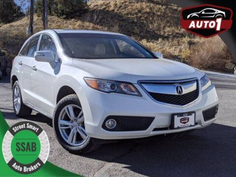 2015 Acura RDX for sale at Street Smart Auto Brokers in Colorado Springs CO