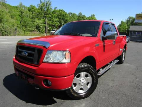 2007 Ford F-150 for sale at Guarantee Automaxx in Stafford VA